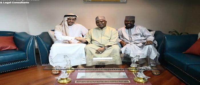 Saeed Al Barq Advocate & Legal Consultants